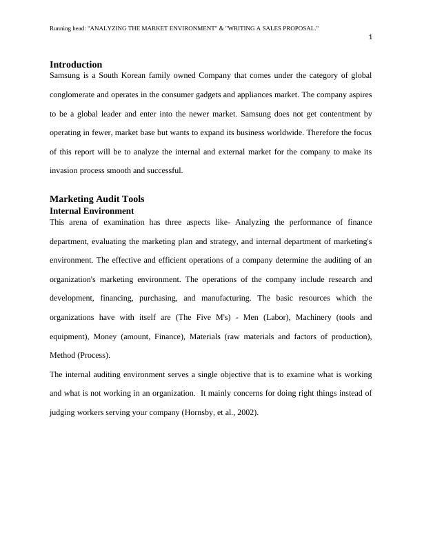 Marketing Management   Document