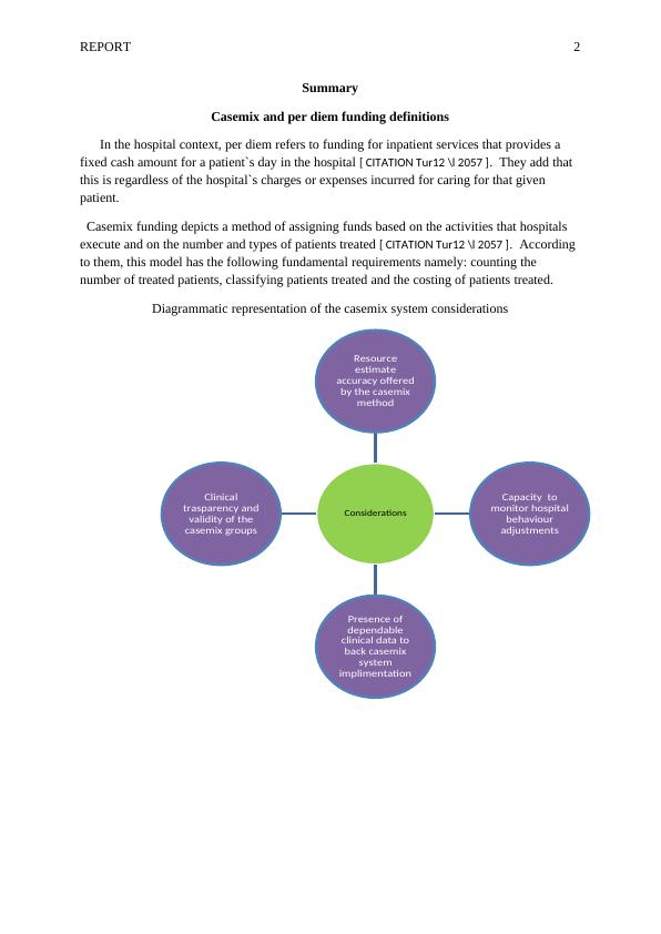MANAGEMENT AND APPLICATION OF HEALTH DATA FOR DECISION-MAKING