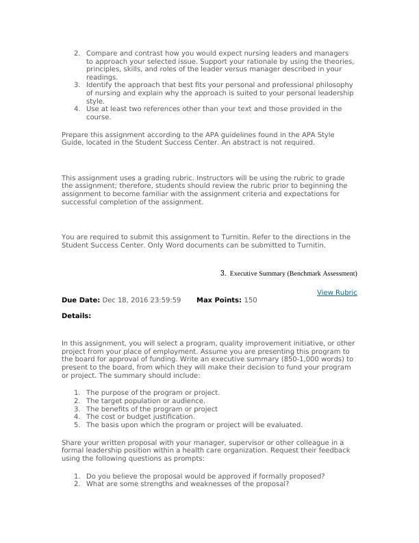 Assignment Professional Resume and Cover Letter