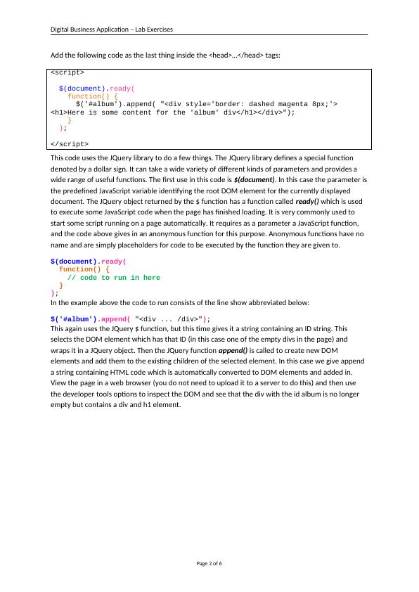 Java Script function