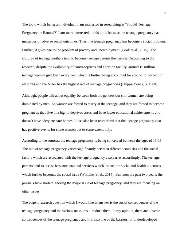 3. proposal. [Document subtitle]. The topic which being