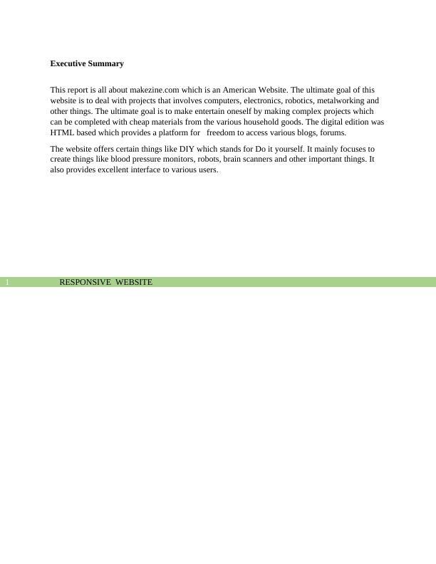 COIT 20268 - (RWD) Responsive Web Design