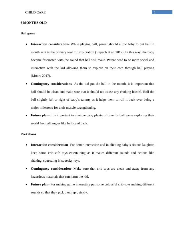 Contingency Consideration - Doc