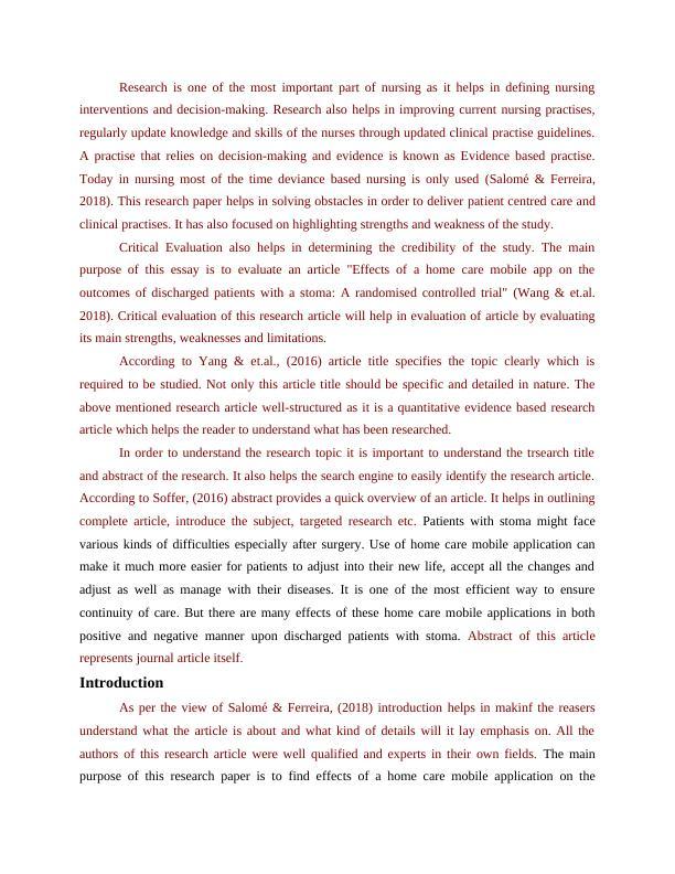 (PDF) Improving the quality of nursing documentation