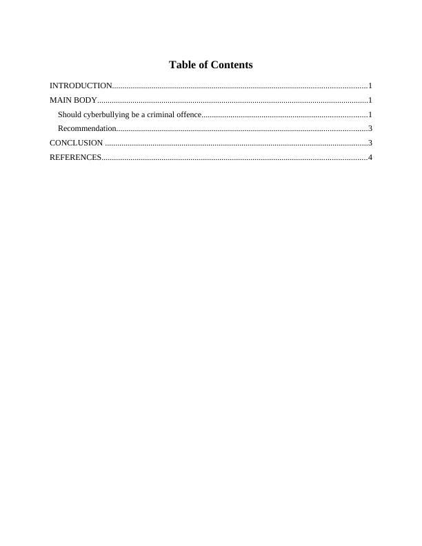 (PDF) Cyberbullying and Criminal Law