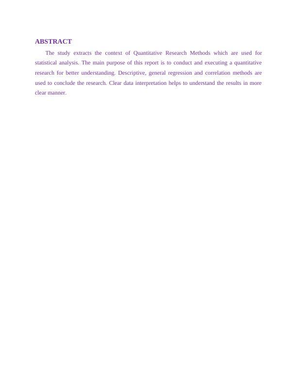 PUB708 Quantitative Research Methods - pdf