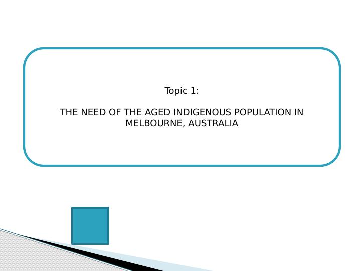 Residential Aged Care Facilities - PDF