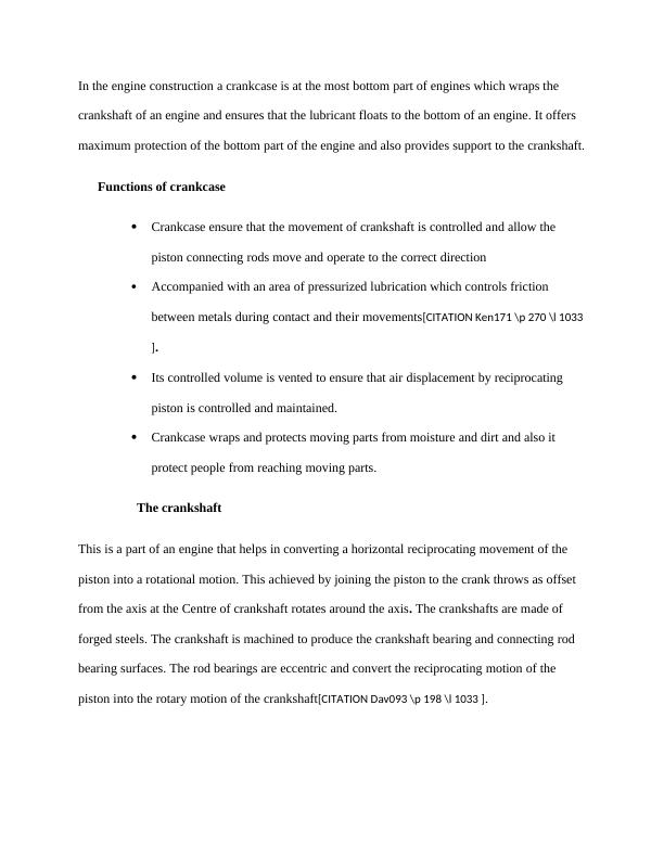 Assignment on aircraft PDF