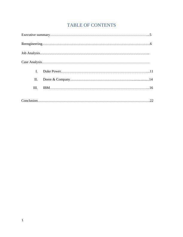 Assignment on Reengineering PDF