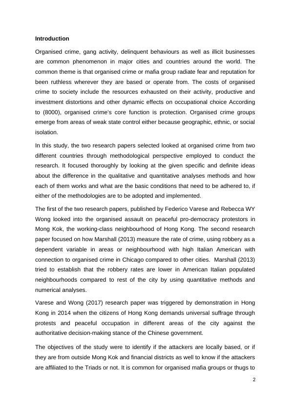 Postgraduate Research Paper Assignment