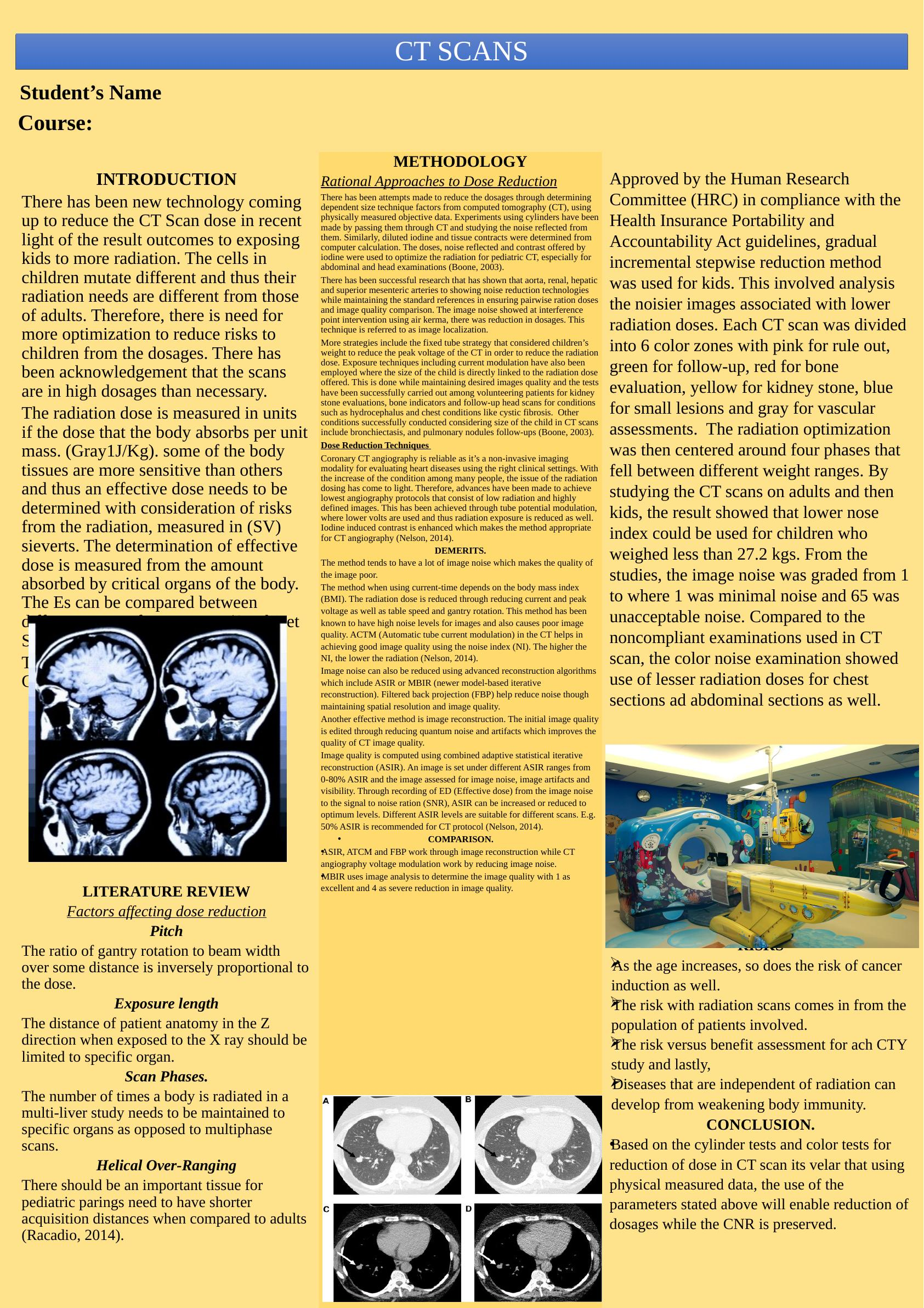 CT Scan - Assignment  (PDF)