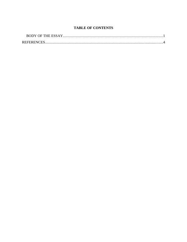 Nursing Assignment: Palliative Care Essay