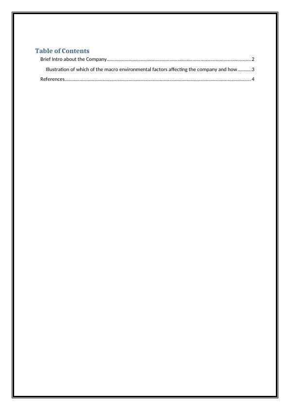 Principles of Marketing Study