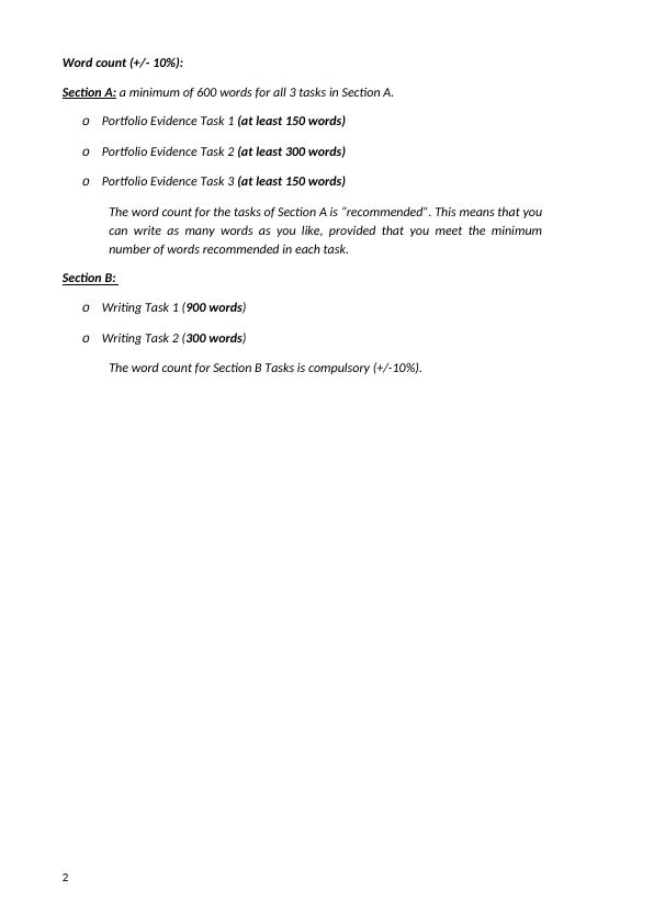Academic Skills Portfolio RESIT
