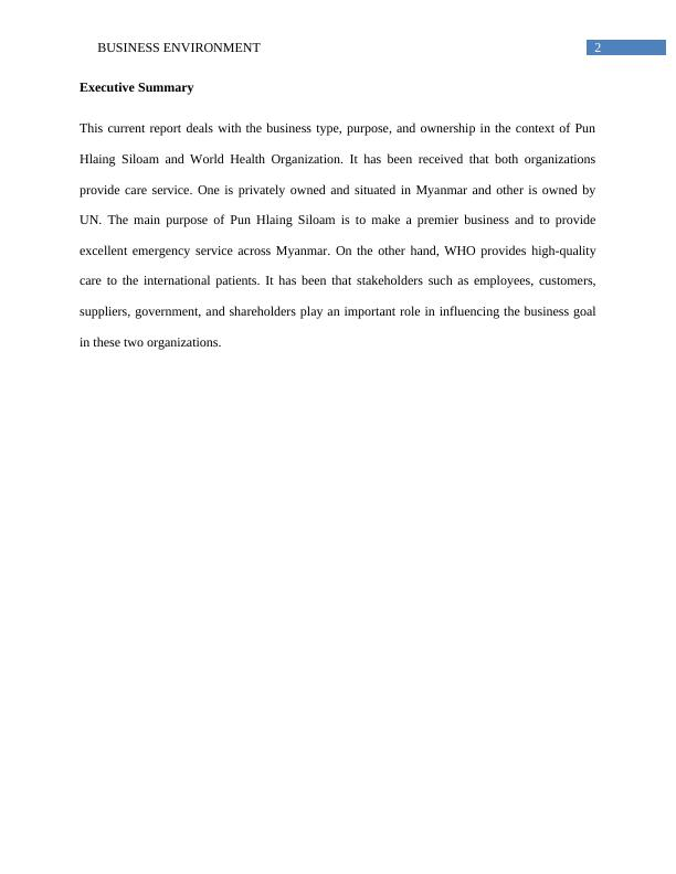 Assignment on Business Enviornment (PDF)