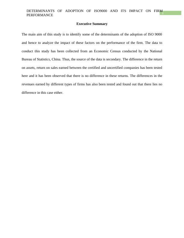BUACC5931 Assignment 2, Semester 2, 2017