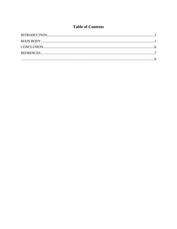 Travel and Tourism Industry Solved Assignment (Doc)