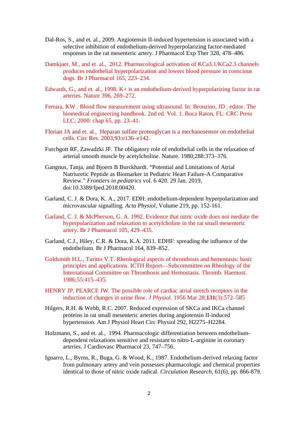 Sample Assignment on  Mechanisms