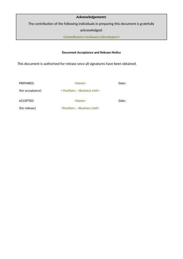 Business Process Management  Assignment