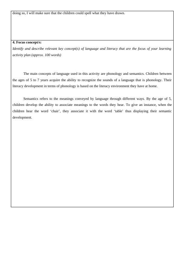 EDU 10002 Understanding Language and Literacy
