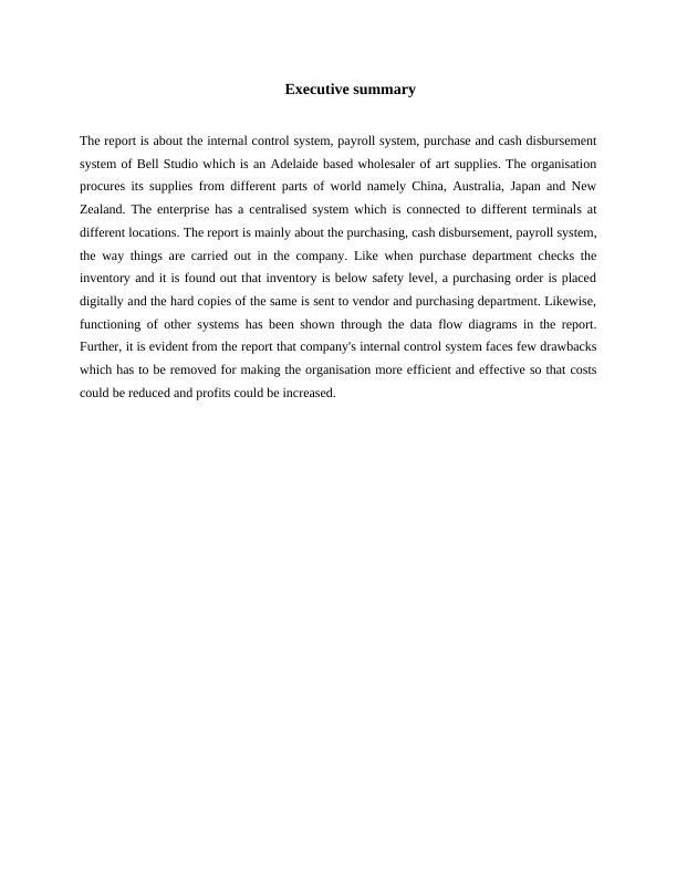 (PDF) Strategic Information System - Assignment