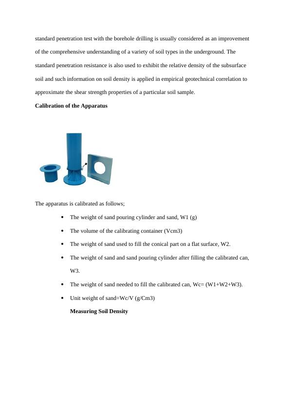 Report on Field Testing Methods in Field Pavements