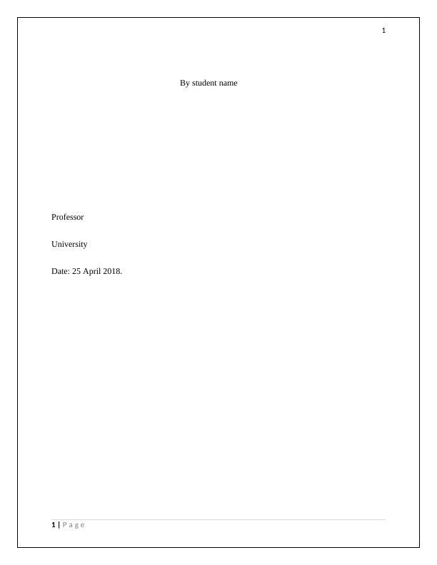 Advanced Financial Accounting : PDF
