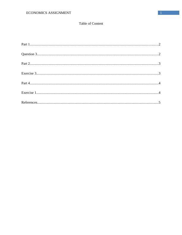 Economics Assignment | Internet Utilization