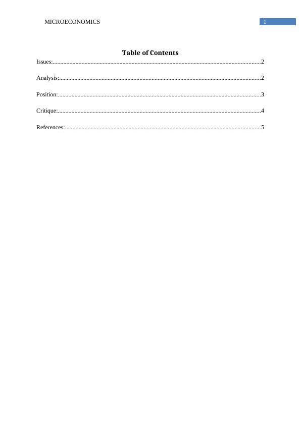 Sample Paper on Macroeconomics