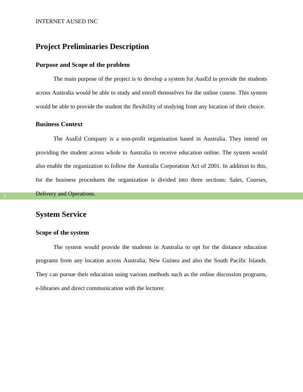 (PDF) Inclusive education in Australia