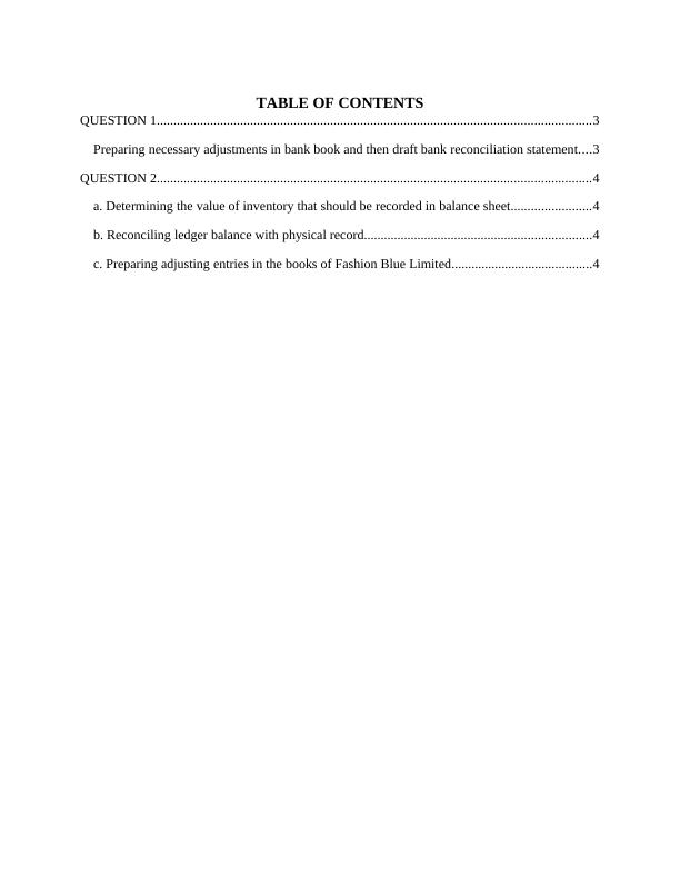 Assignment on Accounting - Doc