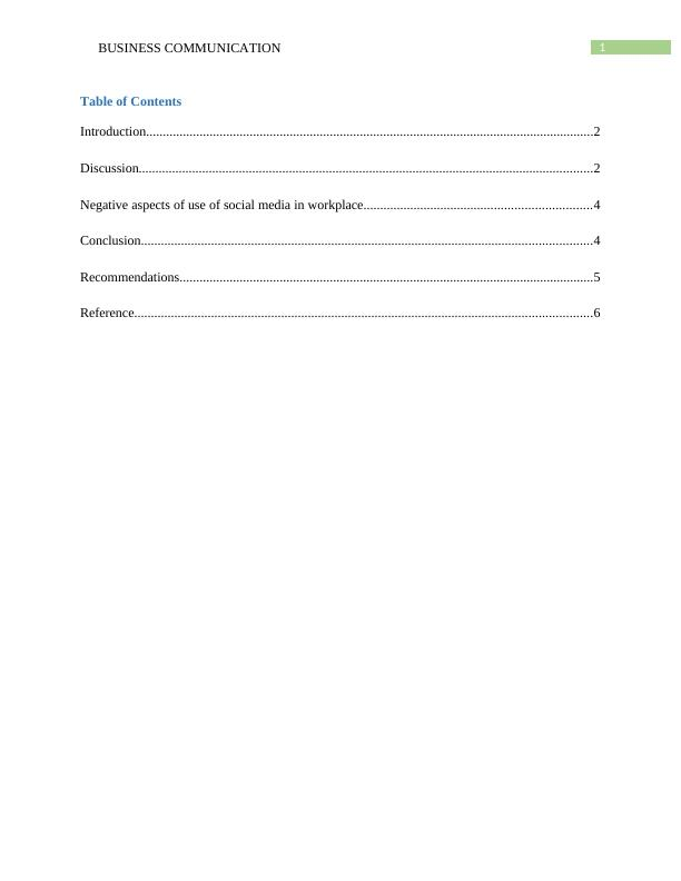 (solved) Business Communication PDF