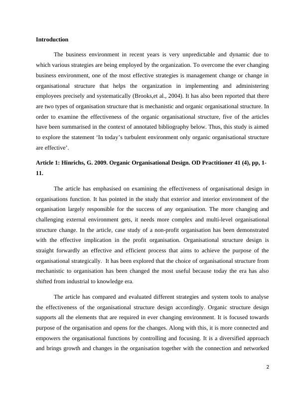 Management Principles MGTP102   Assignment