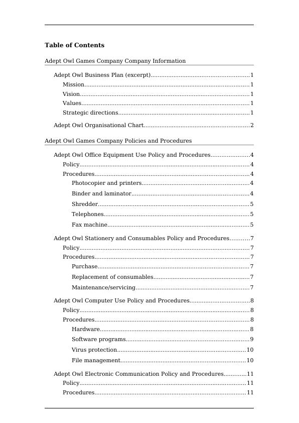 Adept Owl Electronic Communication Policy PDF