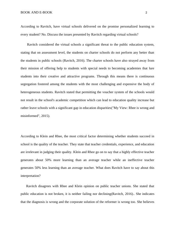 Virtual School Case Study PDF