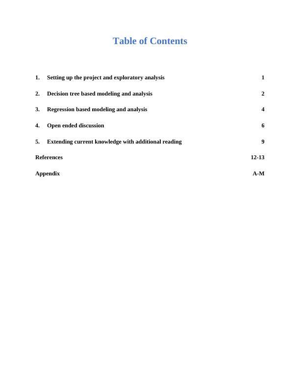 BUS5PA Predictive Analytics- Assignment