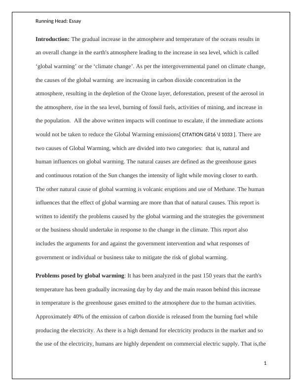 Causes and effects on global warming essays top cover letter ghostwriting site us