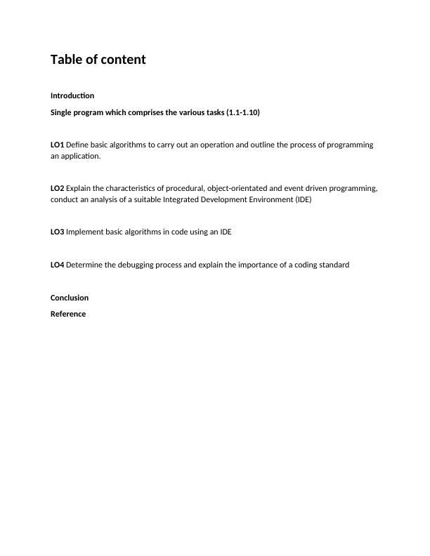 Assignment on Python PDF